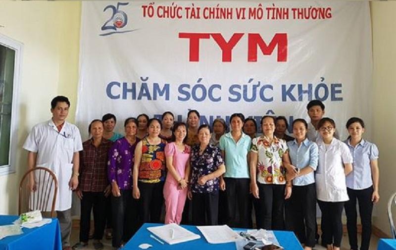 TYM - Chi nhánh Bắc Ninh  tổ chức khám sức khỏe, phát thuốc miễn phí cho thành viên